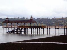 frutillar city, lake llanquihue, chile, from puerto varas to frutillar by bike. look in: www.vanezacomz.blogspot.com.br