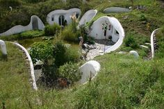 amazing earthen cob home