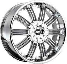 Avenue 603 Chrome  wheels purchased through our websites carry the manufacturer's warranties.  http://www.thewheelconnection.com/