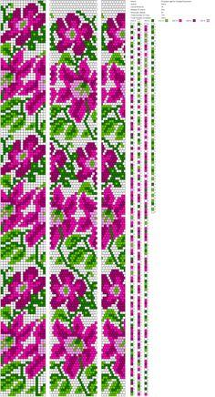 18 around tubular bead crochet rope pattern Beaded Beads, Crochet Beaded Bracelets, Bead Loom Bracelets, Beads And Wire, Bead Crochet Patterns, Bead Crochet Rope, Peyote Patterns, Beading Patterns, Beaded Crochet