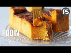 PUDIN DE BATATA -CAMOTE- 4 INGREDIENTES | RICO & SALUDABLE (VEG) - YouTube Healthy And Unhealthy Food, Healthy Desserts, Dessert Recipes, Flan, Filet Mignon Chorizo, Cheesecake Cake, Pan Dulce, Vegan Cake, Fodmap