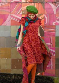 "Dress ""Belem"" from Tencel / Elasthan 76722_76722-24.tif"