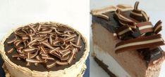 Nepečený dort s Nutellou