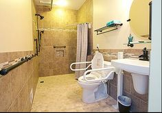 Seniors And Safety Top Ideas For Making The Bathroom Safe For Mom - Bathroom remodel for disabled