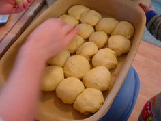 Buttery Bread Machine Rolls | The Motherload. I love my breadmaker!