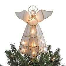 Image Result For Angel Tree Topper Lighted Angel Tree Topper