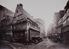 1883 Hamburg - Dovenfleet und Ecke hinter der Lembkentwiete ☺