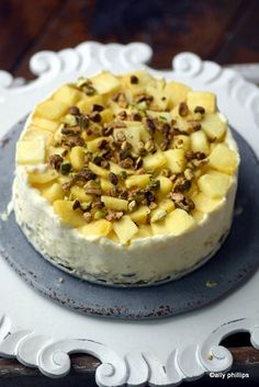 king pineapple no bake cheesecake
