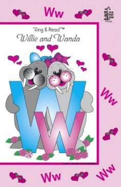 Willie & Wanda Big Book