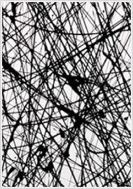 "Kohei Nawa ""Line Fragment #30""  2008"