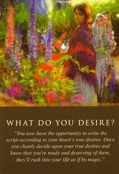 You've been waiting for external signs of what you should do next.  The angels say that the answer comes from inside of you.  You must decide what you want before anything can change...