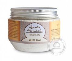 Glinka Biała w Pudrze 100 g Beaute Marrakech