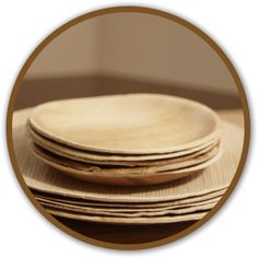 Areca Leaf Plates- Leading High Quality areca leaf suppliers and wide range of disposable areca Palm leaf plates/products exporters to customers in Bangalore India  http://www.organareca.in