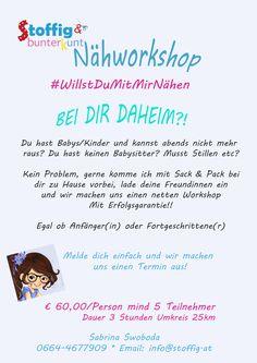 http://www.stoffig.at - Workshop