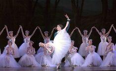 La Sylphide - ballet Photo