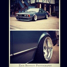 E24 Fitment  PCRED: Zack Bennett Photography #bmw #e24 #ultimatedrivingmachine #sheerdrivingpleasure #ultimateklasse #bimmer #classic #carporn #clean #euro #fitted #germanperformance #instagood #klasse #love #low #oem+ #proper #pureperformance #stance #sowo #sowo2013 #timeless #wide #wheels #work #equips