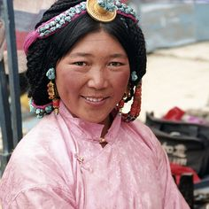 Lhasa Lady | Flickr - Photo Sharing!