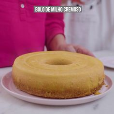 Learn how to make a traditional Italian sponge cake from scratch with only 3 ingredients: eggs, flour, and sugar! Brownie Recipes, Chocolate Recipes, Cake Recipes, Dessert Recipes, Desserts, Good Food, Yummy Food, Rainbow Food, Comfort Food