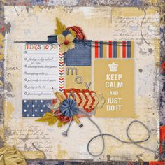 FWP-Kit To do list by GingerBreadLadies