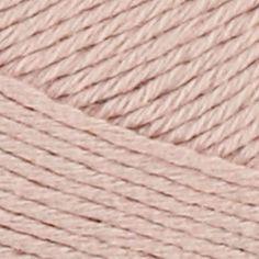 90063088 Garn organic cotton lys rosa