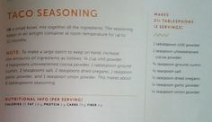 Keto Friendly Recipes Keto Seasoning, Tacos, Recipes, Ripped Recipes, Cooking Recipes, Medical Prescription, Recipe