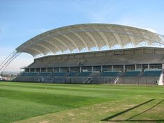 SRX Football Stadium Tensile roof Cover by http://www.flexiblestructures.com/
