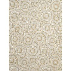 Stacy Garcia Paper Muse Cream And Taupe Wild Poppies Wallpaper Wallpaper Wall Decor Home