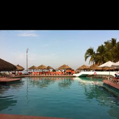 Sunscape Dorado Pacifico Pool