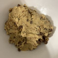 These are probably one of my most requested recipes. People go nuts for these things, and I have to admit they are pretty delicious! Peanut Butter Chips, Salted Butter, No Flour Cookies, Chip Cookies, Cookies Ingredients, Cookie Dough, Brown Sugar, Baking Soda, Food And Drink