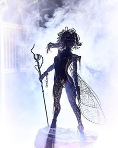 Zwara (Dream Walker) Nobody knowns when or where Zwara came into existence, only that she is thousands of years old. Zwara is among the… Robin Wight, Fantasy Wire, Wire Art, Make And Sell, Sculptures, Fairy, Painting, Painting Art, Paintings