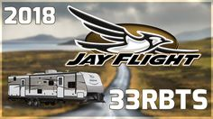 2018 Jayco Jay Flight 33RBTS Travel Trailer RV For Sale All Seasons RV Supercenter Buy this 2018 Jay Flight 33RBTS now at http://ift.tt/2tWPUDZ or call All Seasons RV today at 231-760-8772!  The 2018 Jay Flight 33RBTS travel trailer is the ultimate family fun RV!  This trailer is equipped with a 20-foot power awning complete with LED lighting. It also has two 30-pound LP bottles with a hard cover a power tongue jack an outside shower and black tank flush.  The 33RBTS runs on 30 amp service…