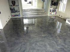 141 Best Painted Concrete Floors Images