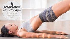 Programme fitness « Full Body » à la maison