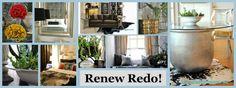 ReNew  ReDo! nice blog w/lots of painting tutorials