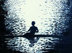 Rowing!