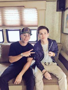 Jake Miller & Carter Reynolds :)