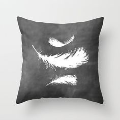 Hey, I found this really awesome Etsy listing at https://www.etsy.com/listing/178183513/decorative-pillow-illustrated-feathers - Decorative Throw Pillows Unique Designer Fashion Home Decor Beautiful Covering Patterns Unique Colorful