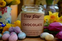 We imagine, create and manufacture unique Soya based candles from our home to yours.