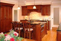 Cranbury Design Center traditional kitchen