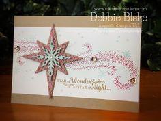 Debbie Blake:  Star of Light - Starlight Thinlits