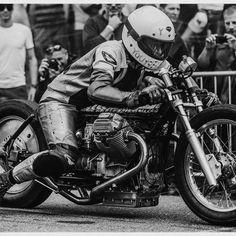 "Moto Guzzi ""Ferdinand the Sparrow"" by Young Guns Speed Shop"