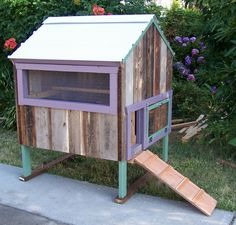 Gallery Pictures of Chicken Coops, Runs, Dog Houses, Rabbit Hutches, Pigeon Coops, Quail Coops