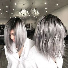 78 New Best Short Haircuts 2019 Featuring the Latest haircuts and hairstyles for all seasons. 78 New Best Short Haircuts Side Shaved Short Haircut for Hi Short Hair Styles Easy, Short Hair Cuts, Curly Hair Styles, Short Bob Haircuts, Long Bob Hairstyles, Short Summer Hairstyles, Latest Haircuts, Silver Grey Hair, Grey Hair Bob