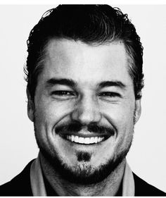 Eric Dane - I cannot handle his smile, it makes me melt!