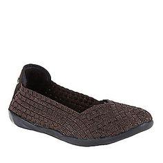 Bernie Mev Catwalk Flats :: Casual Shoes :: Shop now with FootSmart  .$59.99