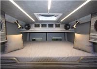 Fully-Loaded Off-Road Sprinter Van