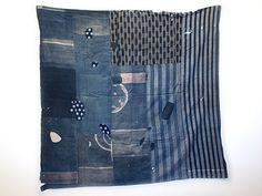 Eric Kvatek's Japanese Indigo Exhibition, NY