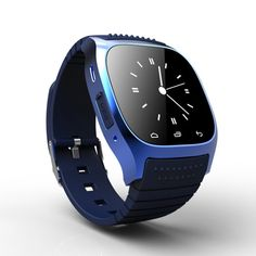 M26 Bluetooth R-Watch SMS Anti Lost Smart Sport Watch For Android - US$18.99 - Banggood Mobile