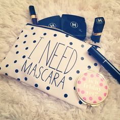 This would be the bag I carry my make up in if I wore make up. That's the one thing I actually wish I could wear!