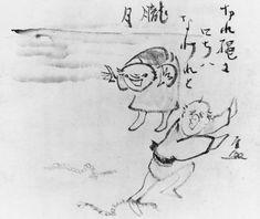 可愛いすぎて病みつきだ!江戸時代の絵師 仙厓義梵のゆるふわ日本画コレクション – Japaaan 日本の文化と今をつなぐ